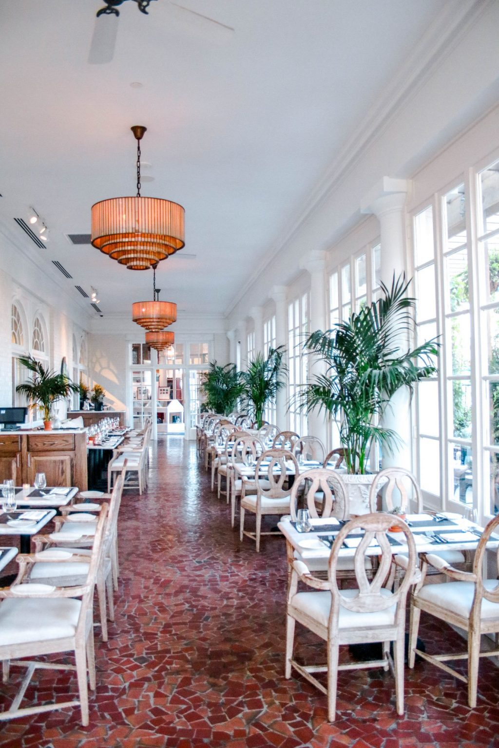 Becca Restaurant - The Cavalier Hotel