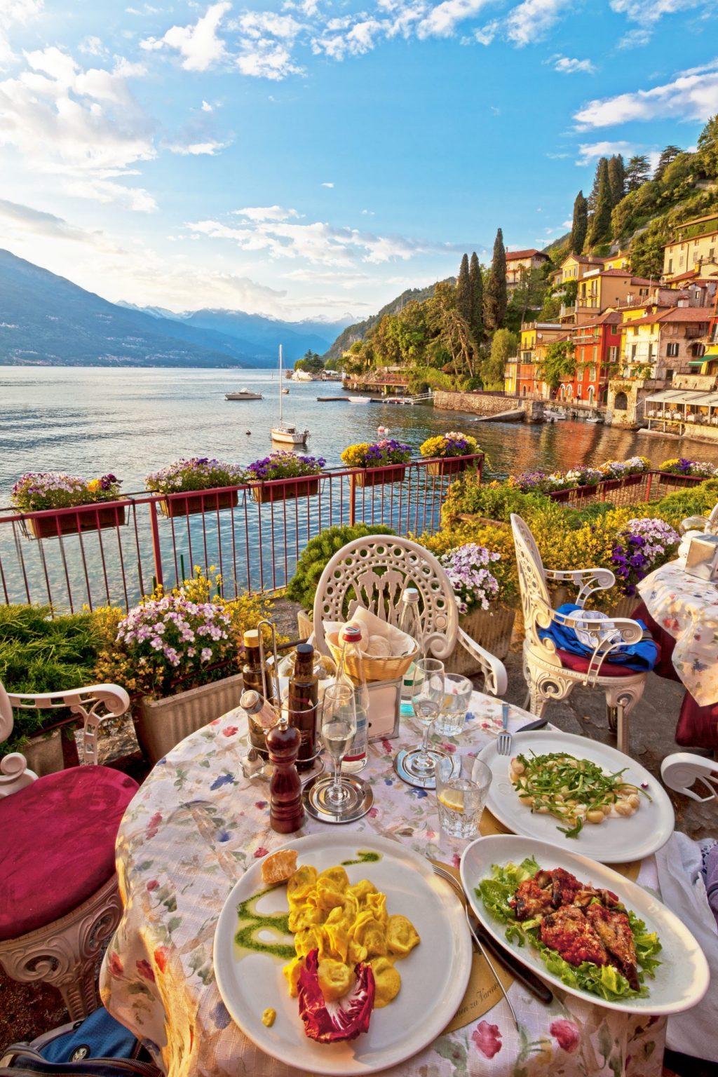 European bucket list destination: Lake Como in Italy