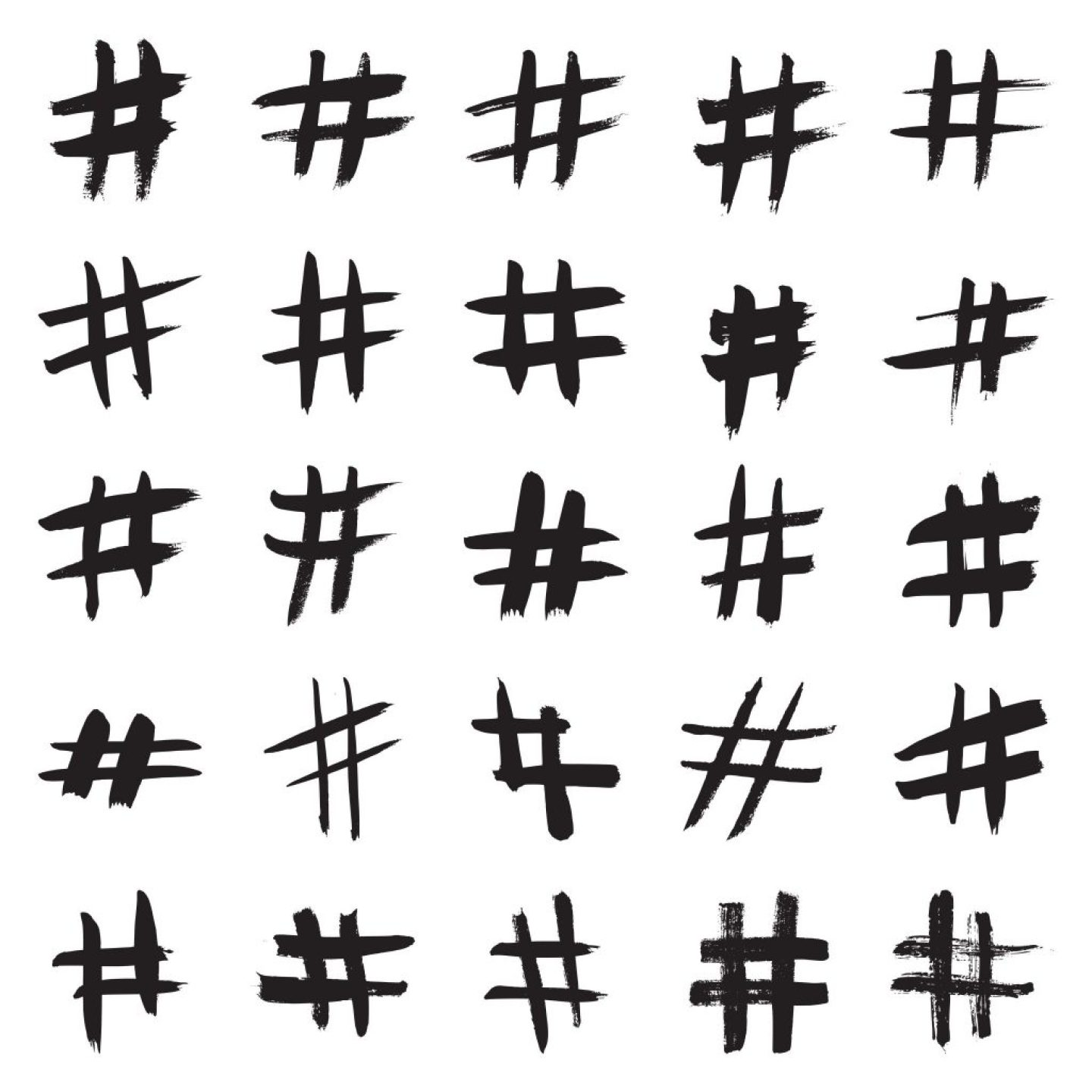 Food hashtags. What are they, how to use them, best practices, which ones to skip, and how to use them to your advantage.