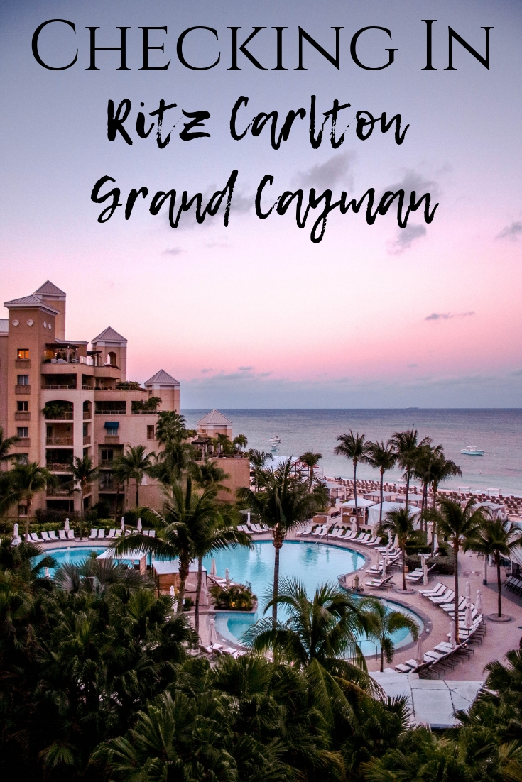 The Ritz Carlton Grand Cayman exceeds all expectations, oozing opulence and grandeur with every step you take on the expansive property.