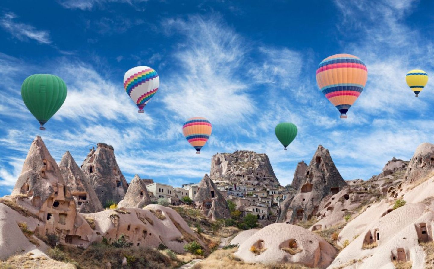Cappadocia Hot Air Balloon Ride: Bucket List Ballooning