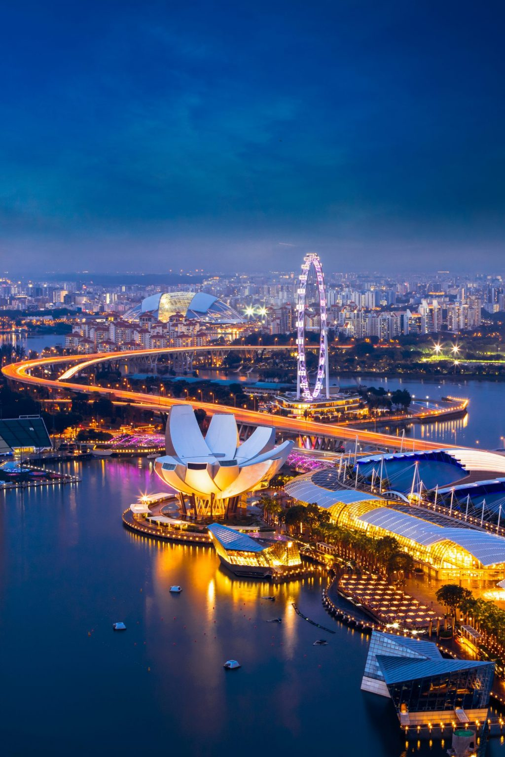 Singapore Facts: Know Before You Go