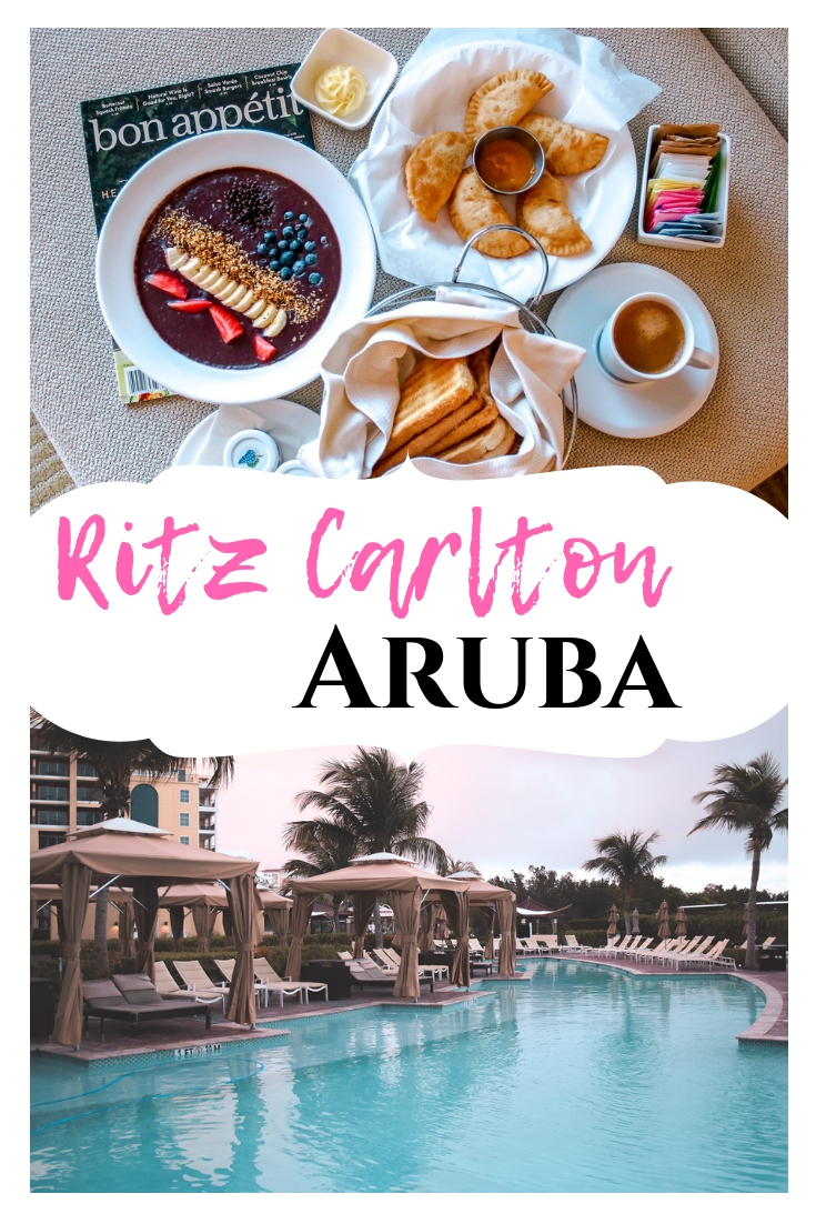 Where To Stay In Aruba: A Luxury Getaway At The Ritz Carlton