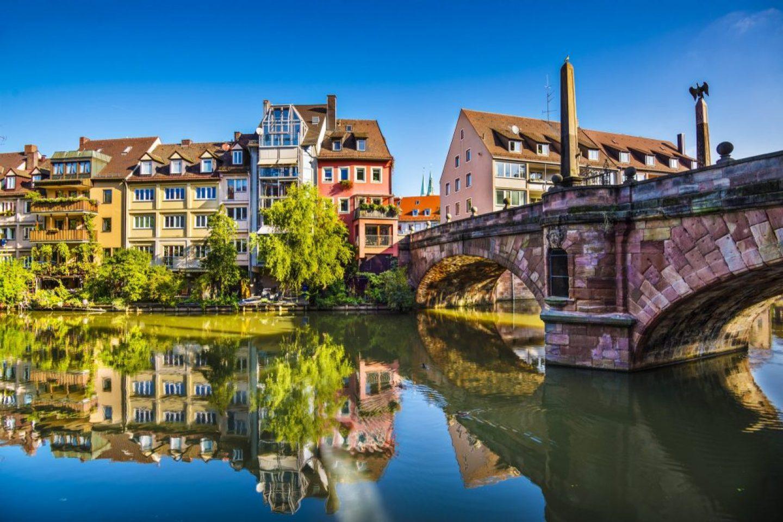 Beautiful Cities In Germany: Nuremburg