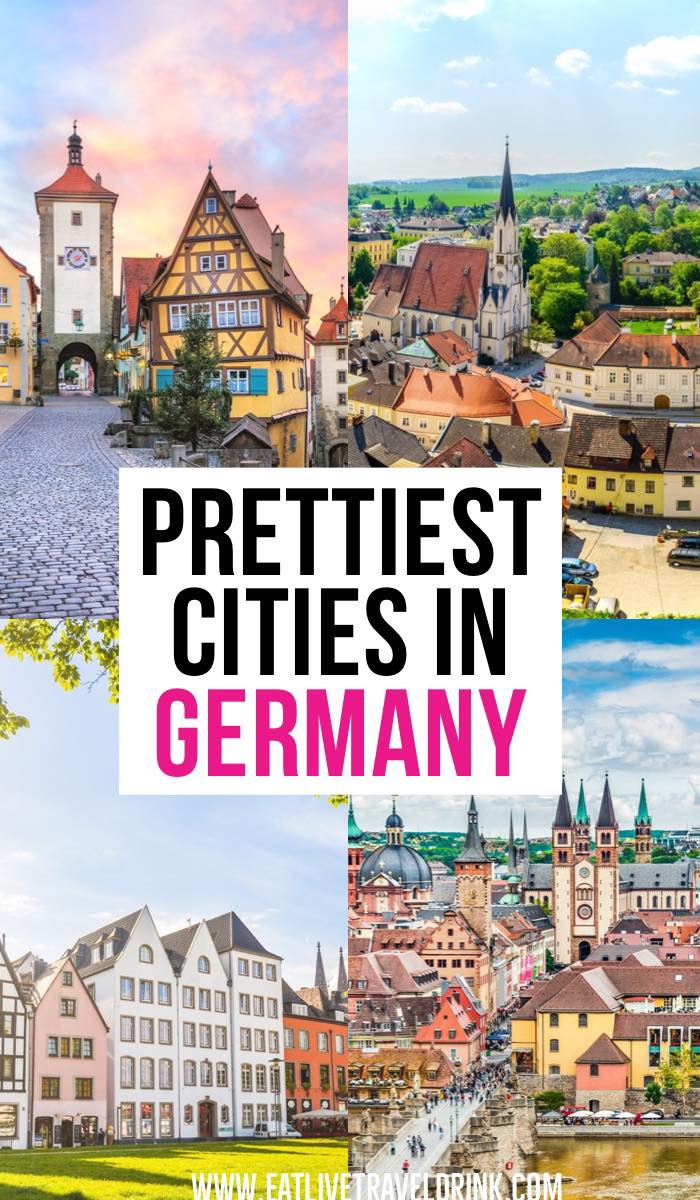 beautiful cities in germany