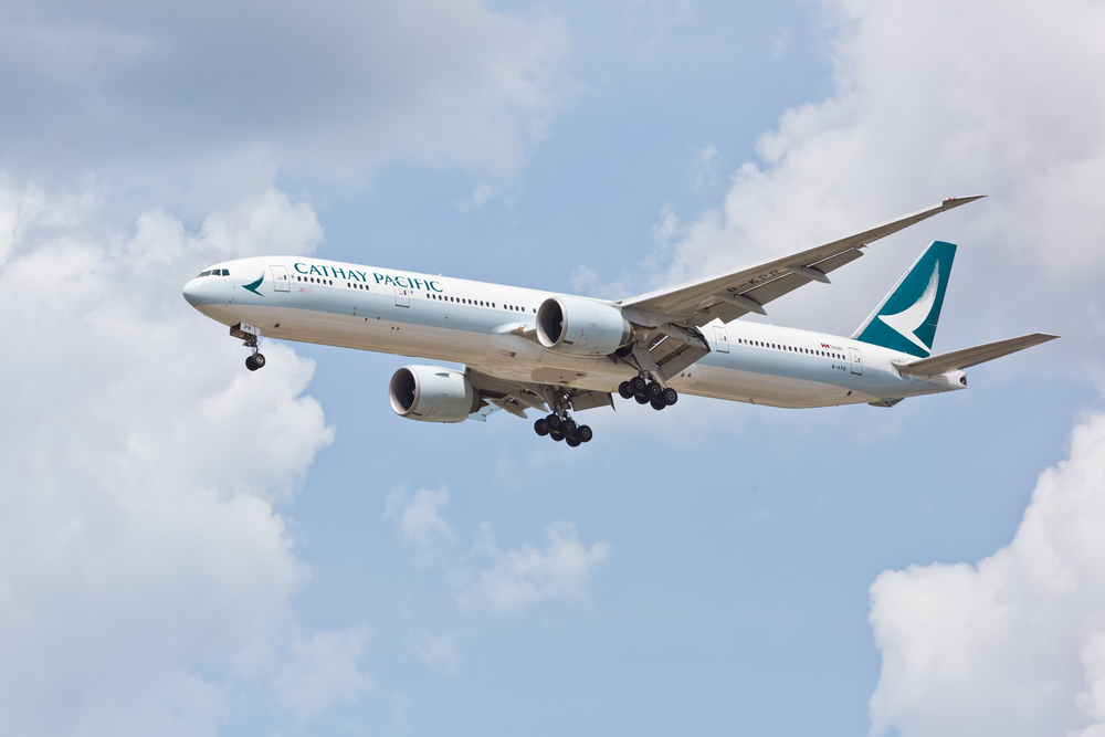 Cathay Pacific Business Class: LAX To HKG Review