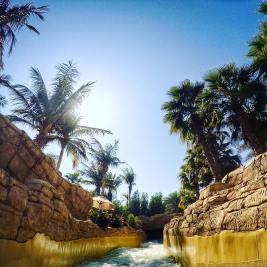 Rapids at Atlantis in DUbai