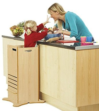 little helper fun pod kitchen stool