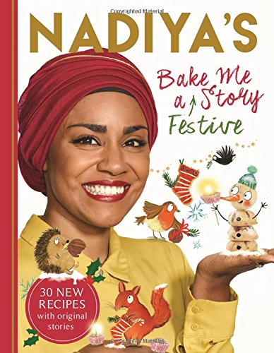 nadiya's festive kids cookbook