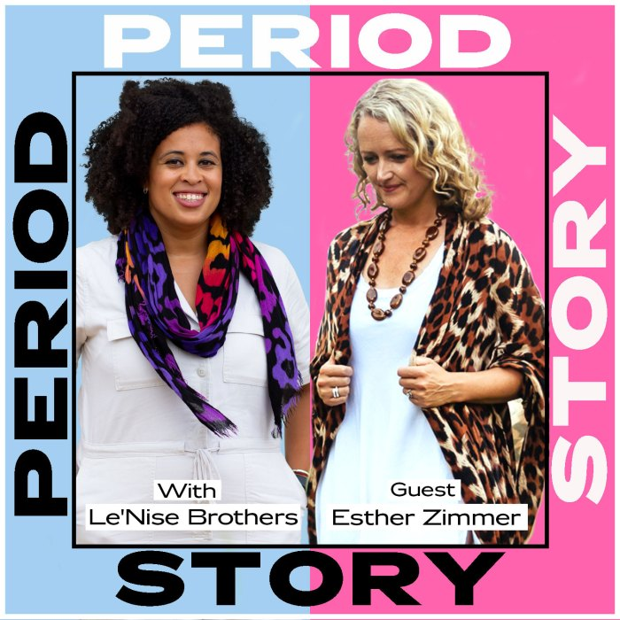 Period Story Podcast, Episode 6: Esther Zimmer