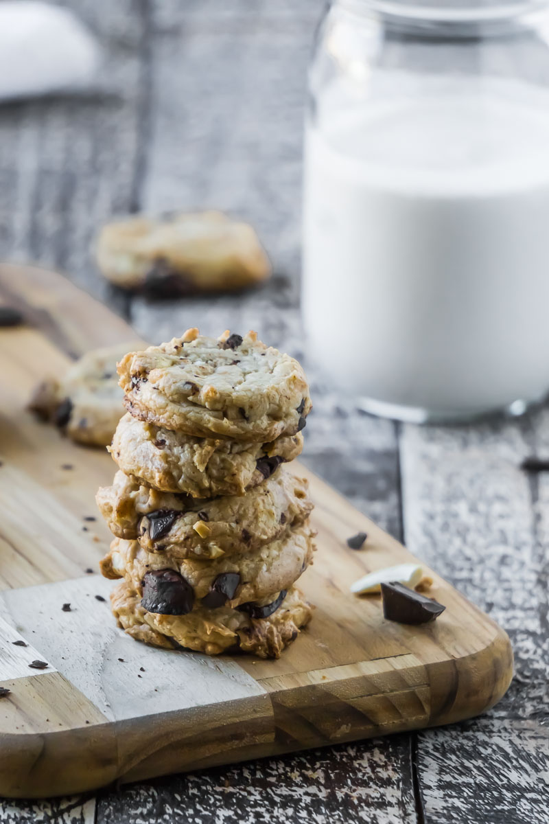 how to make delicious chocolate chip cookies from scratch