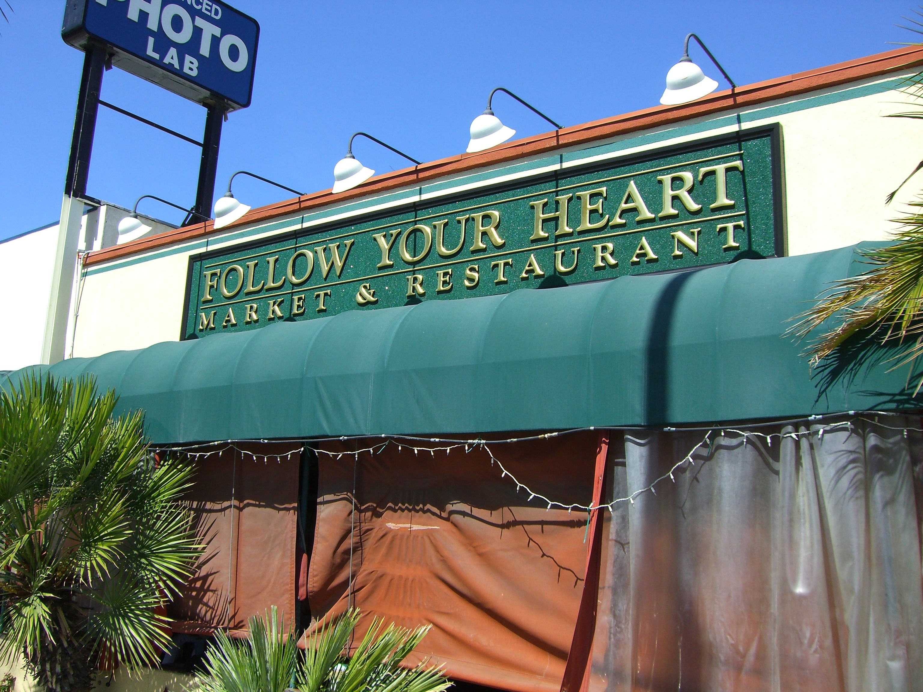 Follow Your Heart Cafe