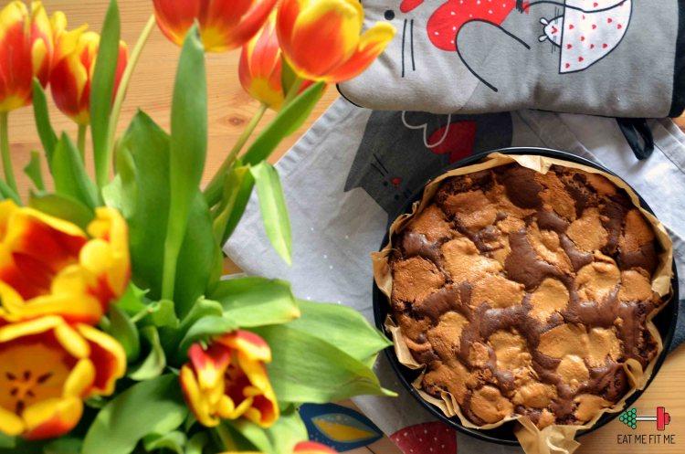 przepis-proste-ciasto-czekoladowe-brownie-maslo-orzechowe-blog-eatmefit-2