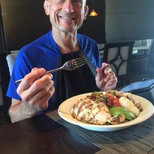 Steve Maxwell Diet - Cobb Salad