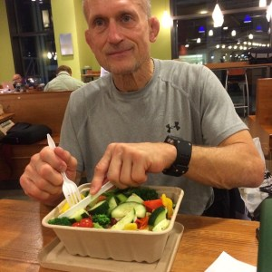 Steve Maxwell Diet - Wholefoods Salad