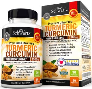 Best Curcumin Supplement 2018 Update