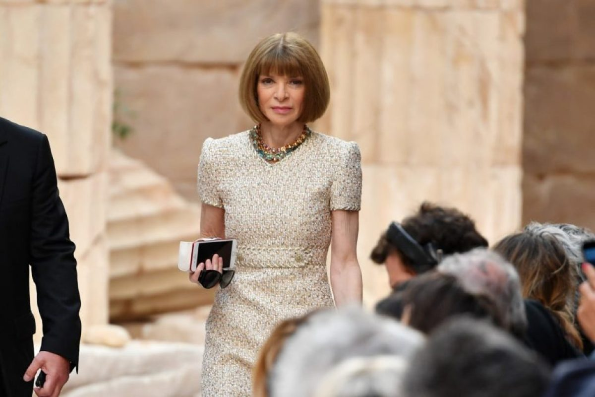 Anna Wintour Diet and Workout