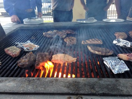 Modesto Elks Grill Your Own