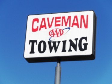Caveman Towing