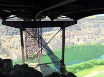Under Perrine Bridge