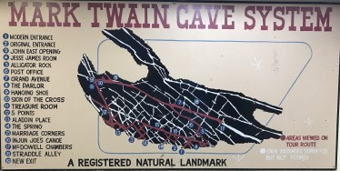 Twain Cave System