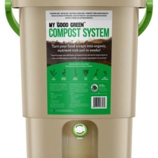 Bokashi compost bin