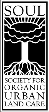 SOUL logo Organic Urban Land Care