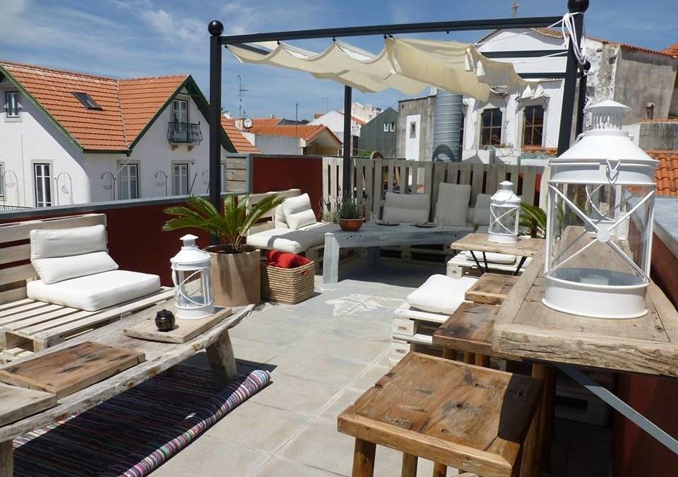House Of Wonders : agréable cafe galeria à Cascais au Portugal