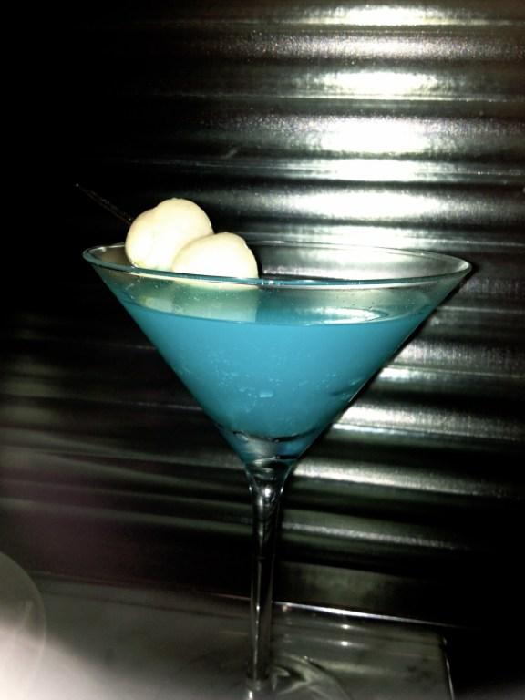 Un cocktail au Deville Dinerbar