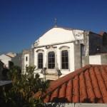 La vue depuis le toit du cafe House of Wonders