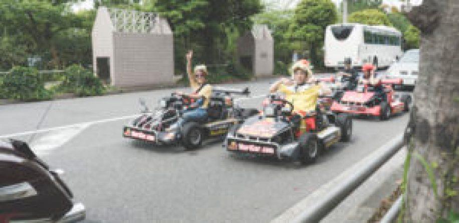 Des fans des minions à Odaiba