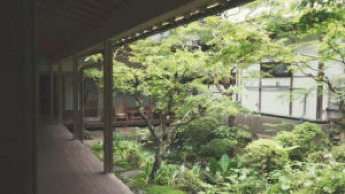 Les jardins zen du temple Eko-In au Mont-Koya