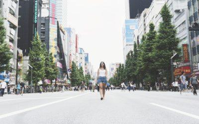 Akihabara et Ginza : le tokyo électrique chic