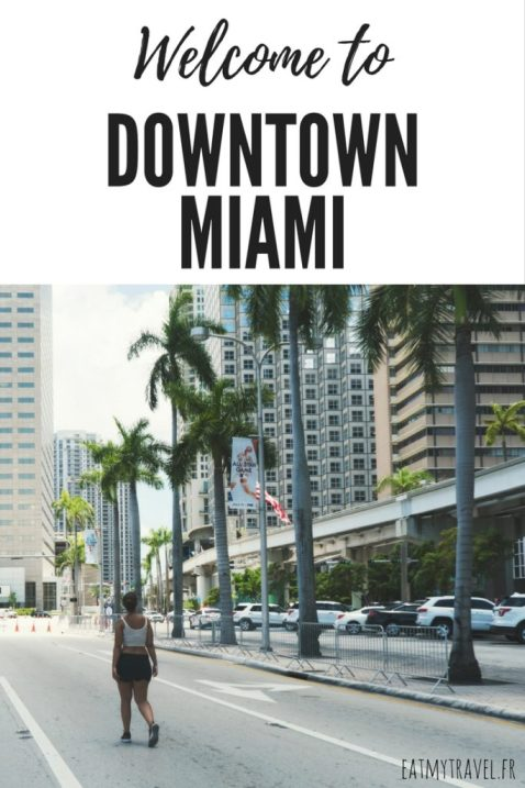Downtown Miami Pinterest