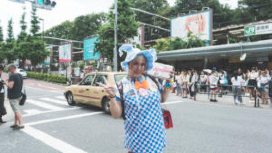 L'exubérance de Harajuku