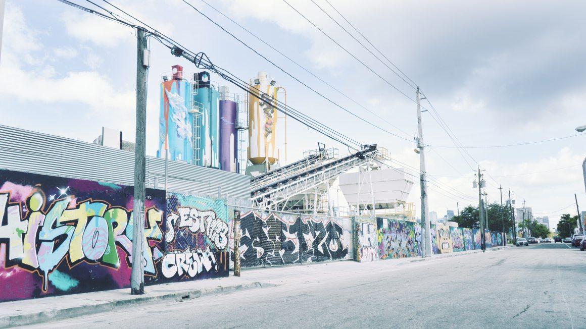 le street art à Wynwood Art District