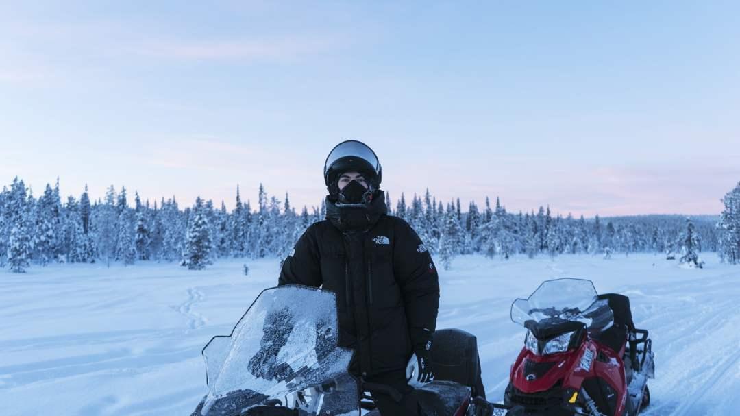 Equipement Laponie