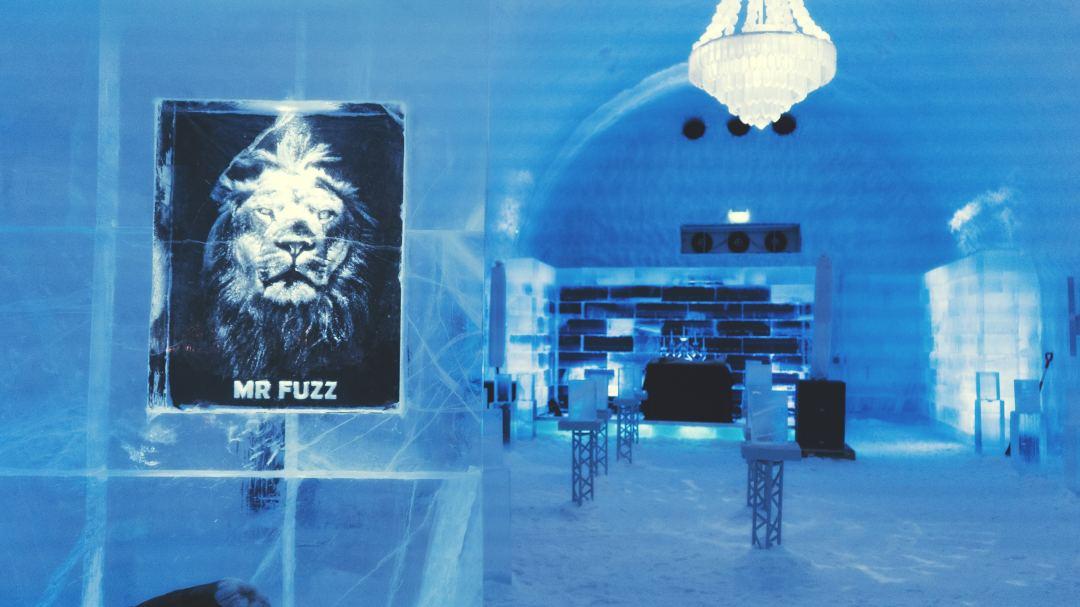 Ice Bar à Kiruna