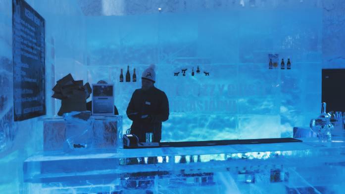 bar de l'ice bar