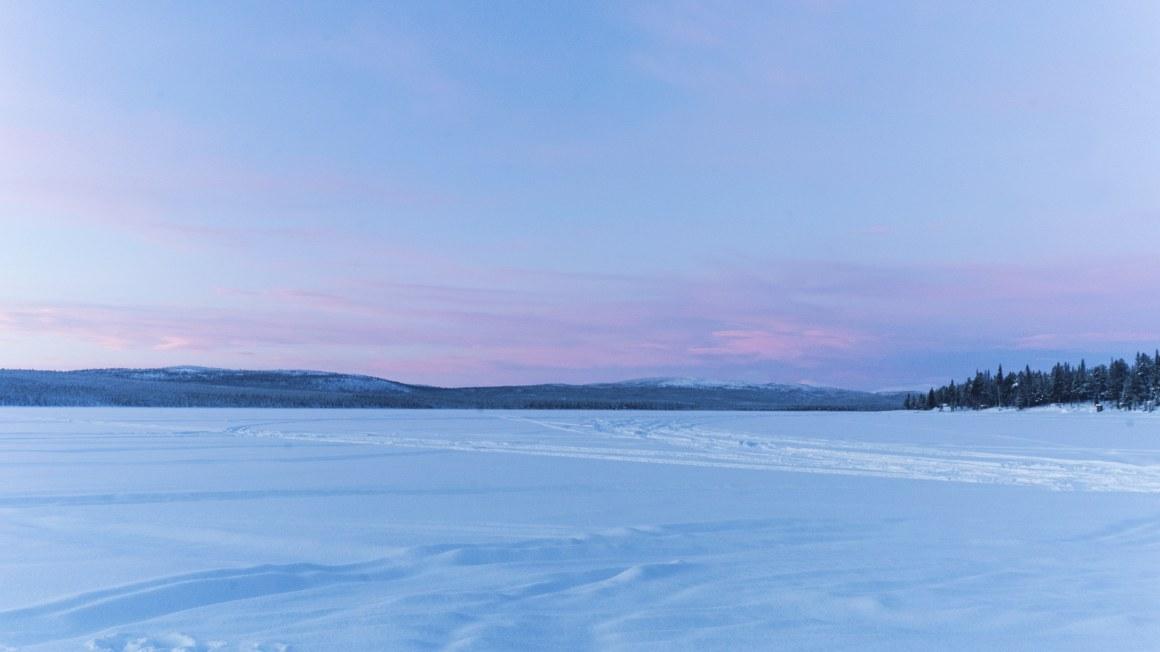 Les magnifiques paysages de Laponie Suèdoise