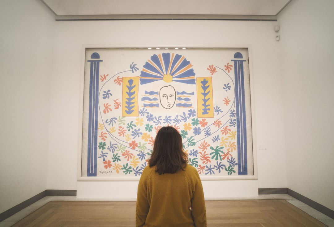 Matisse au moderna museet