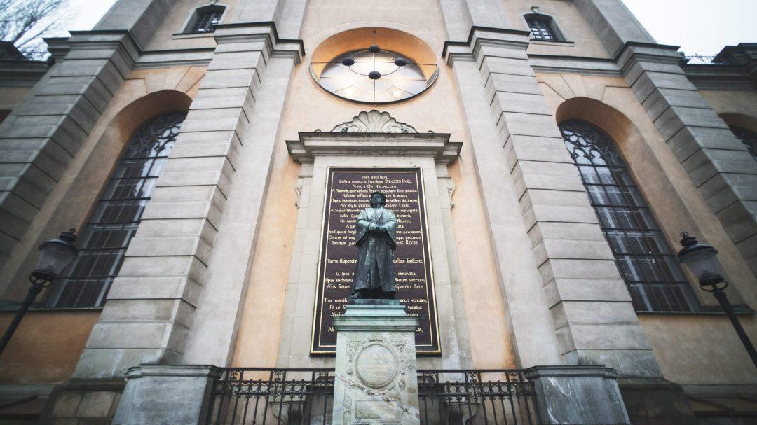 Statue Stockholm