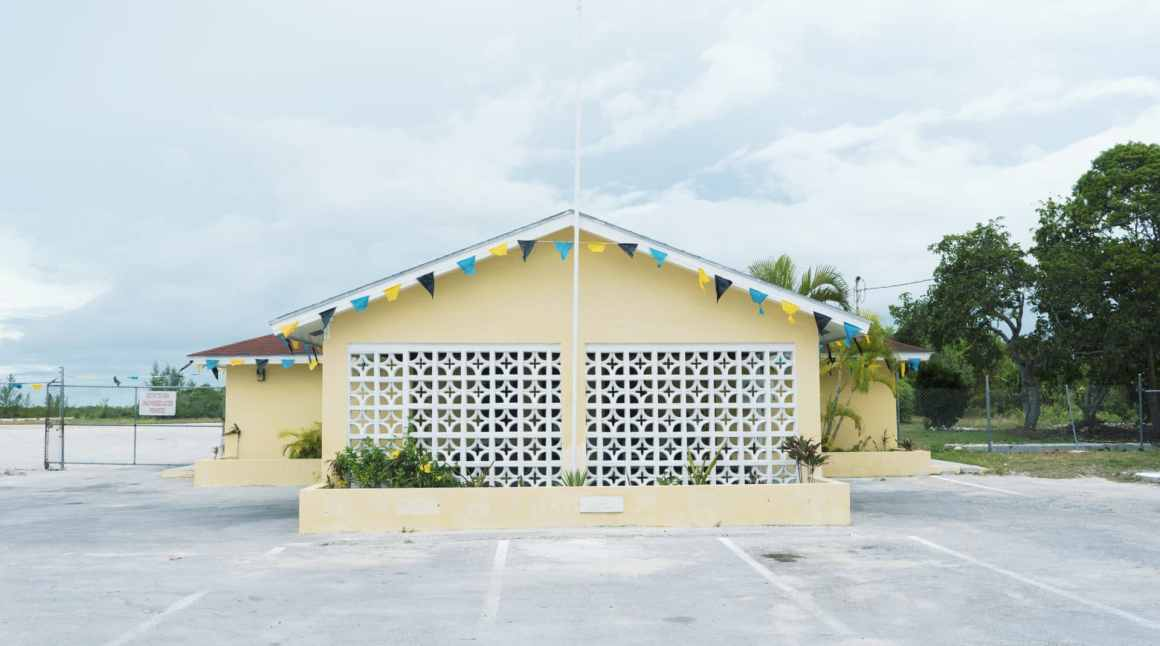 aéroport d'Andros aux Bahamas
