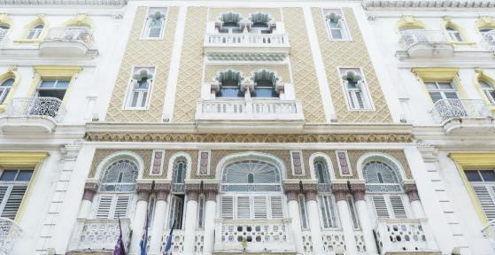 Hotel Sevilla facade