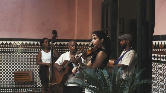 musicien sevilla