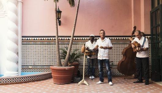 musiciens sevilla