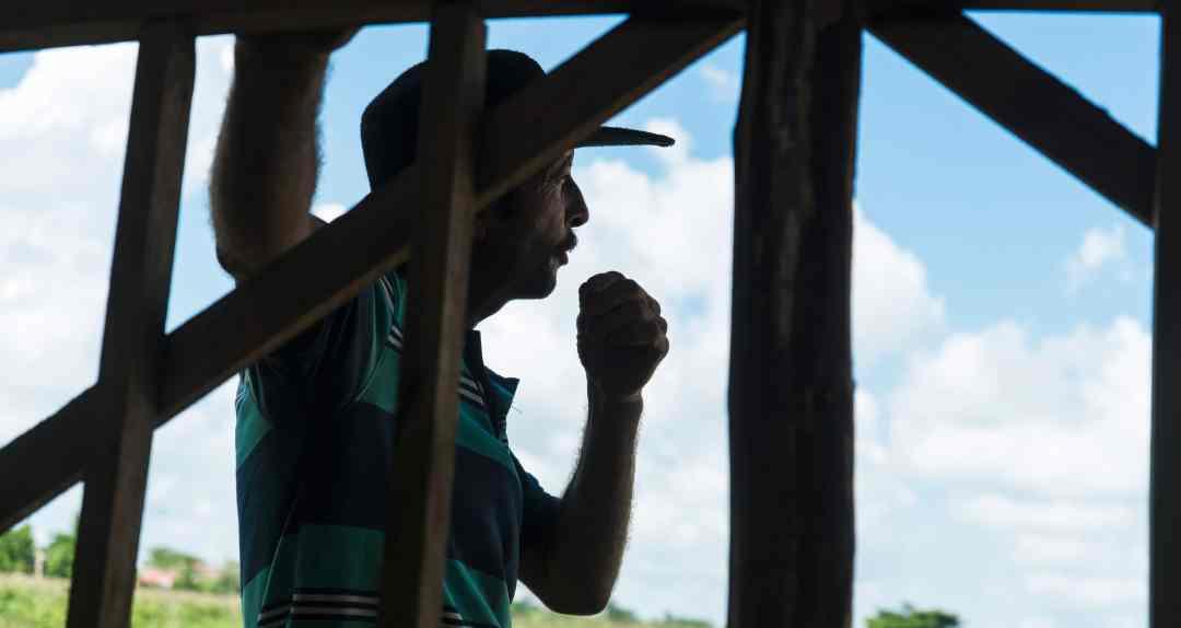 cowboy à Cuba