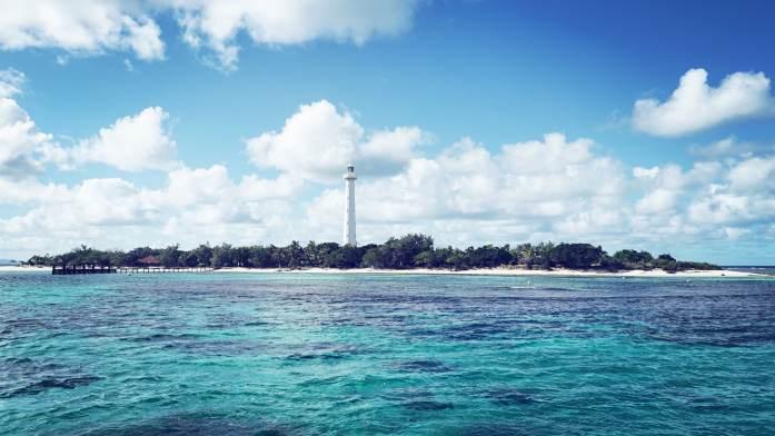 Le phare amédée à Nouméa