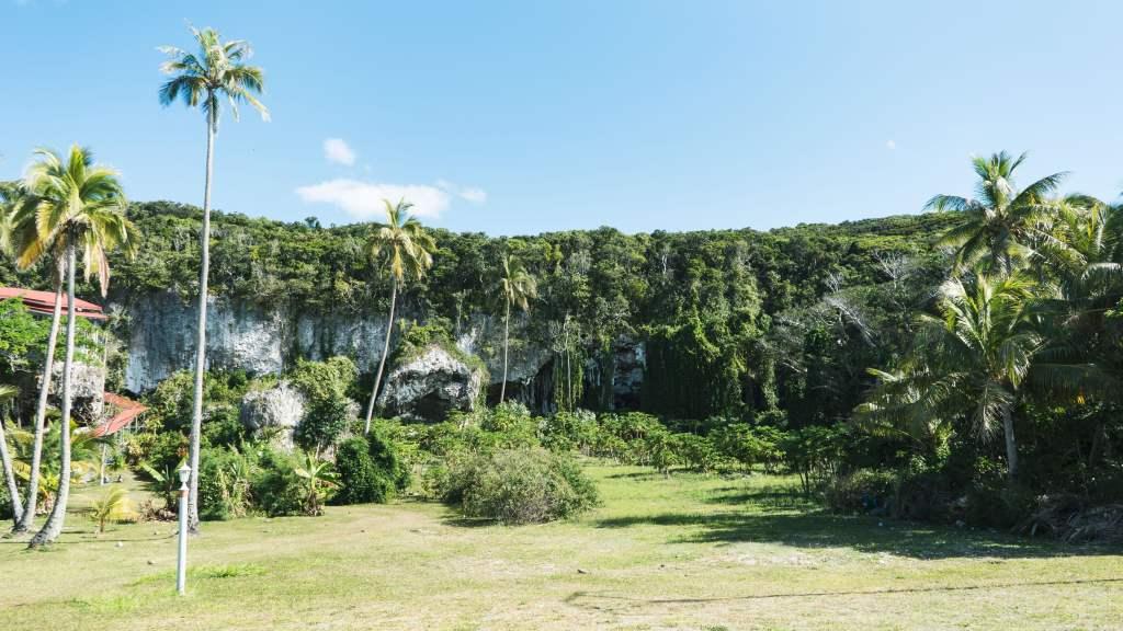 grottes à lifou