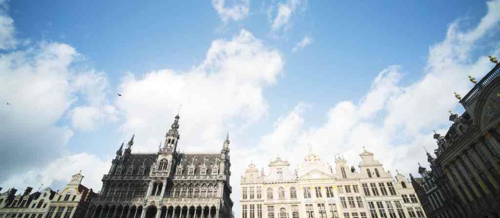 grand place de Bruxelles de jour